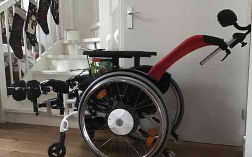 Active RelaxHopper van O4 Wheelchairs